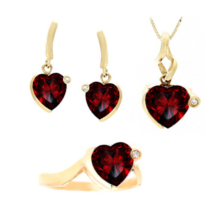 Stand Out Designs Jewelry : Heart shape standout design